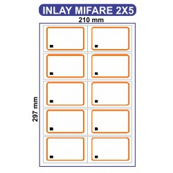 INLAY MIFARE 1KB