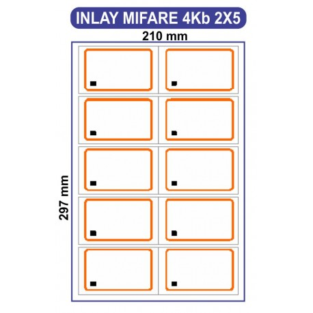 INLY MIFARE 4Kb-S70-Classic
